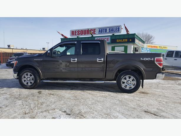 2009 Ford F-150 Super-crew 4WD This is a must see