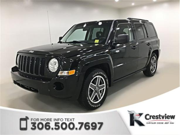 2008 Jeep Patriot North 4x4 | Heated Seats