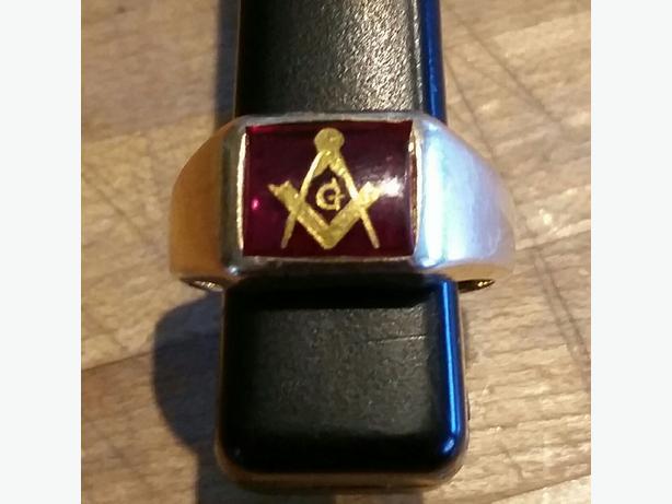 Masonice ring