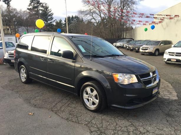 2012 Dodge Grand Caravan! Stow-N-Go! Apply Today!
