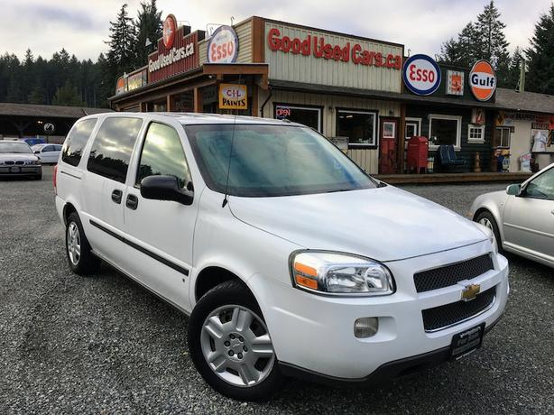 2009 Chevrolet Uplander - Exceptionally Clean & Only 162,000 KM