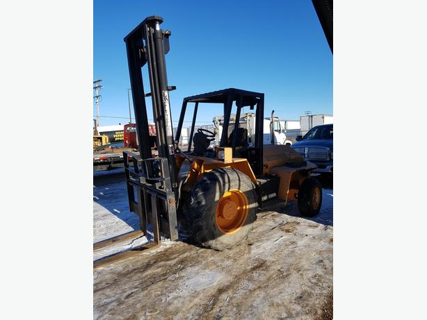 2003 LIFTKING FORK LIFT MODEL LK8M22 FOR SALE.