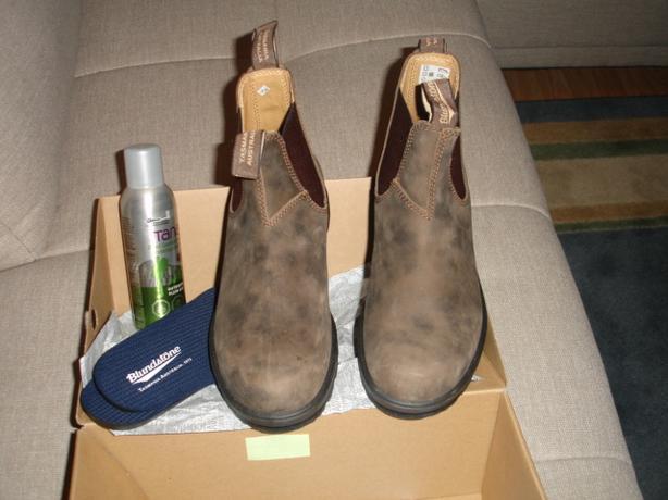 Blundstone unisex boots