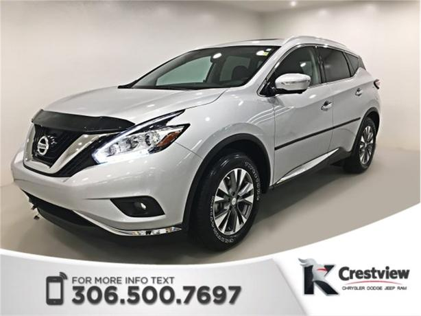2015 Nissan Murano SL AWD | Leather | Sunroof | Navigation