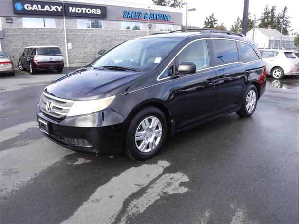 2012 Honda Odyssey LX   Accident Free! Roof Rack, Cruise Control