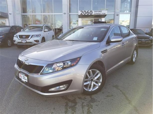 2013 Kia Optima LX+ HEATED SEATS, ALLOY WHEELS, LOW KMS