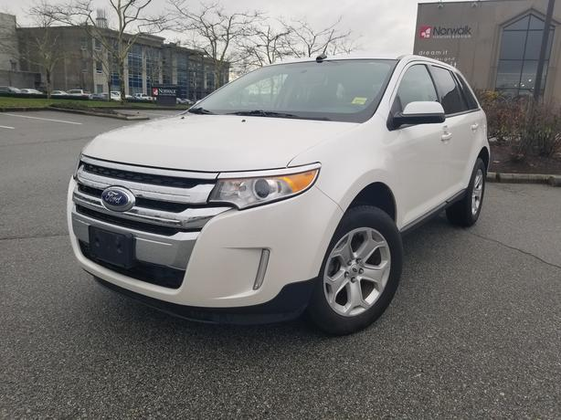 2014 Ford Edge SEL V6 All-wheel Drive