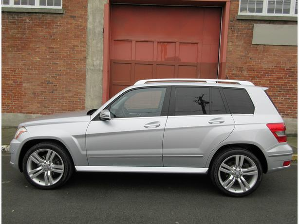 2010 Mercedes-Benz GLK 350 4matic - 96,*** KM!
