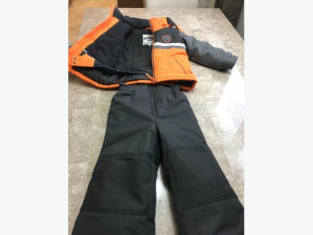 Boys 3t winter jacket and snow pants