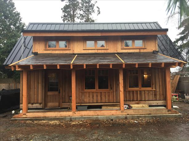 Custom-Built Timber Frame Cottage - Fairfield