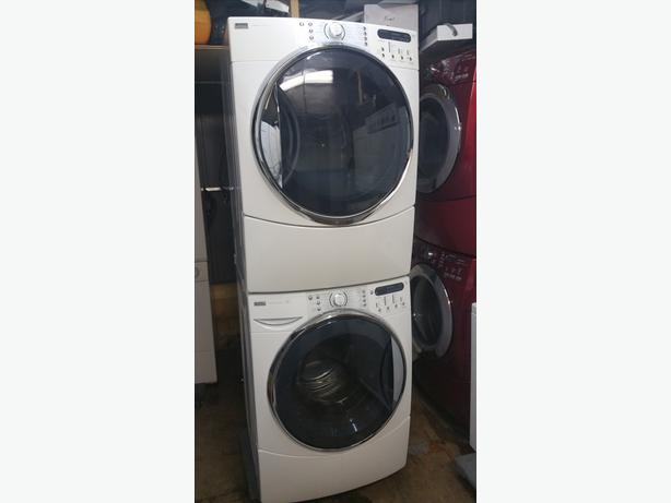 KENMORE HE5t washer dryer set