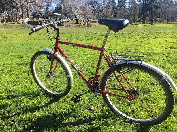 Red Mountain Bike - 21 speed