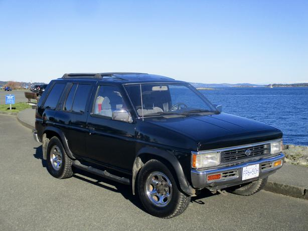 1995 Nissan Pathfinder - Looks Great, Runs Good