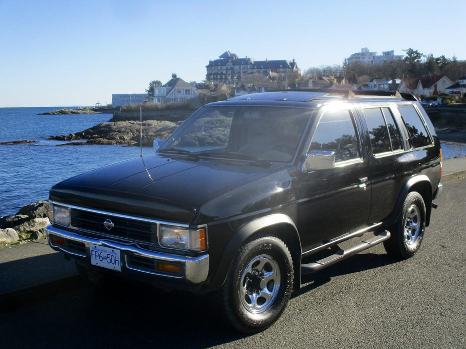 1995 Nissan Pathfinder - Looks Great, Runs Good Victoria City, Victoria