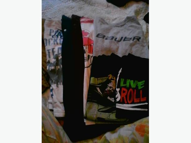 boys clothing lot 8-10 new wardrobe