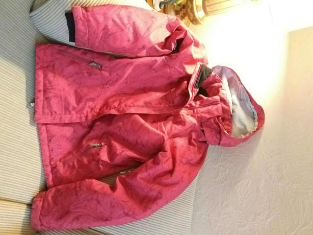 Hot Pink Marker Ski Jacket