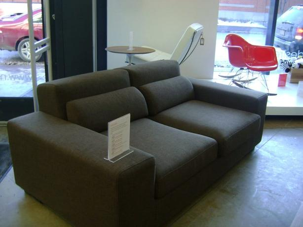 Couch Set - 2-seater and 3-seater