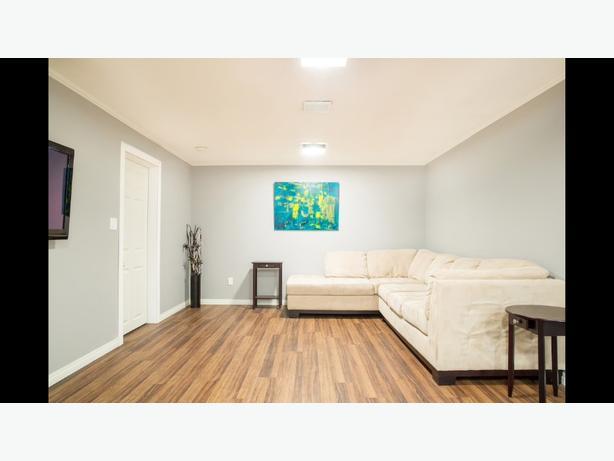 2 Bedroom Basement Suite - Fully Furnished