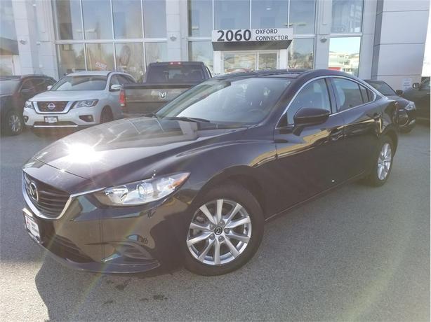 2016 Mazda Mazda6 GS NAVIGATION, LEATHER, SUNROOF