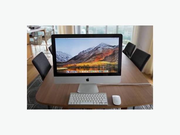 "2010 iMac 21.5"""