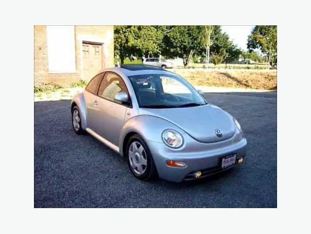 Volkswagen Beetle - 2000 model
