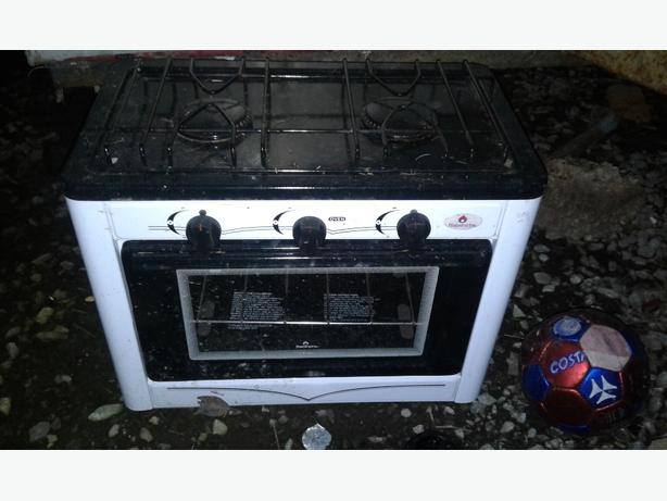 small propane oven with burner