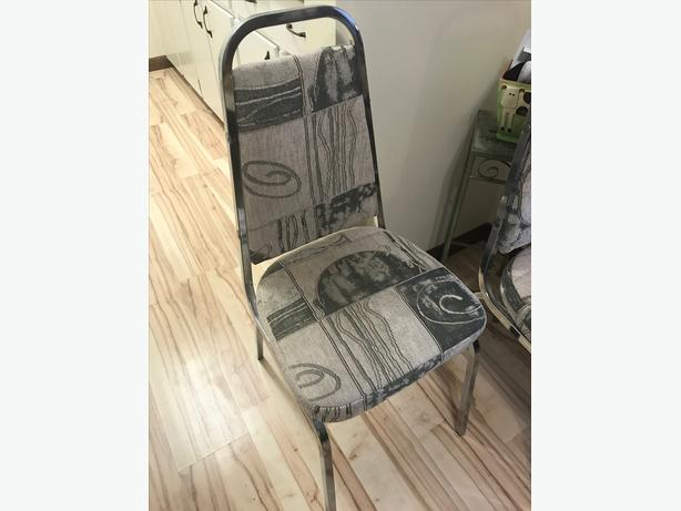 Upholstered Dining/Kitchen Chairs - Set of 4