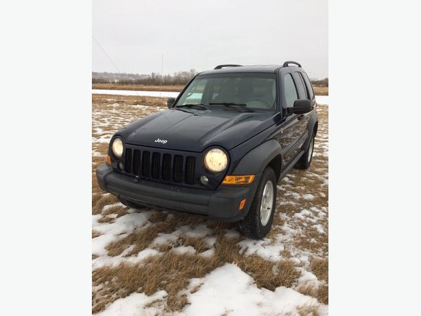 2006 Jeep Liberty with136,000km