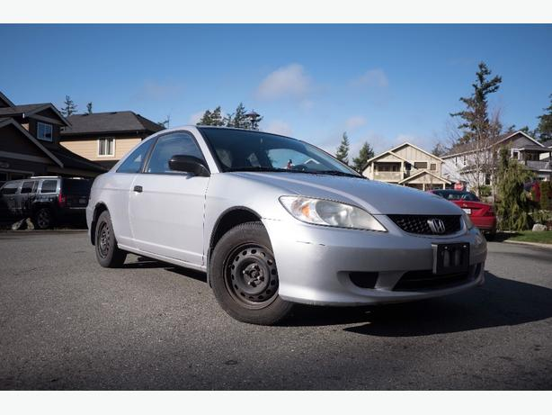 2004 Honda Civic (only 138kms)