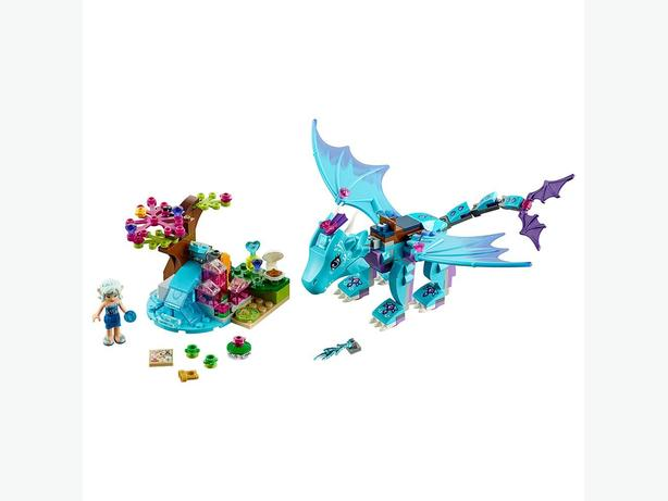 Lego Elves The Water Dragon Adventure, complete with instructions, no box.
