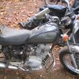 1982 Honda CM250C - Project or Parts