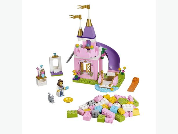 Lego Juniors The Princess Play Castle, complete as new (no box)