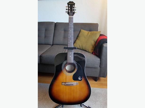 Epihpone DR-100 Acoustic Guitar