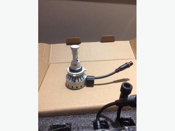 Silverado L.E.D 9006 bulbs