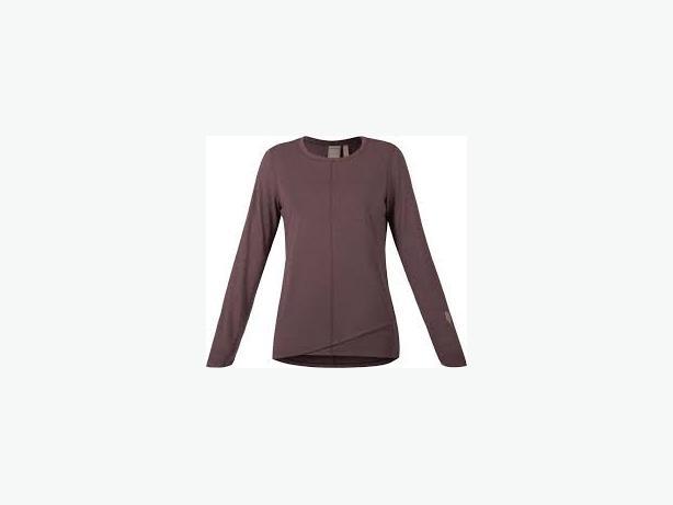 INDYGENA (very similar to Lululemon) DIOG L/S Run Shirts - Pink, Grey, Medium