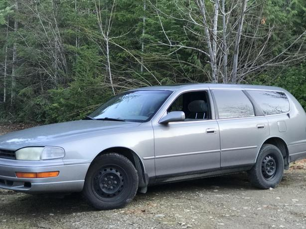 92 Camry Wagon 7 Seater