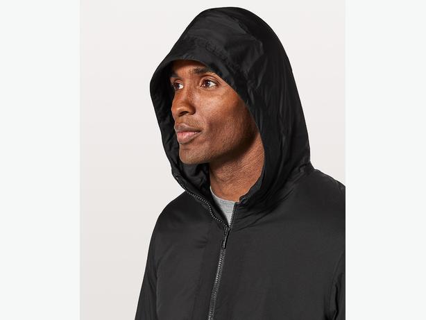 Men's Medium Lululemon 'City Scope Hoodie' Light Jacket