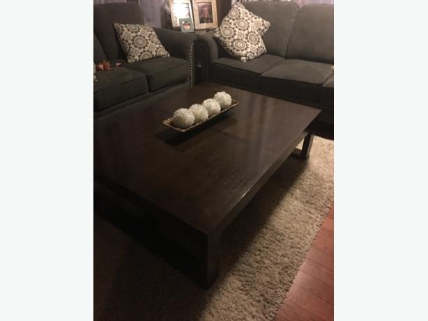 Beautiful Coffee table, One end table