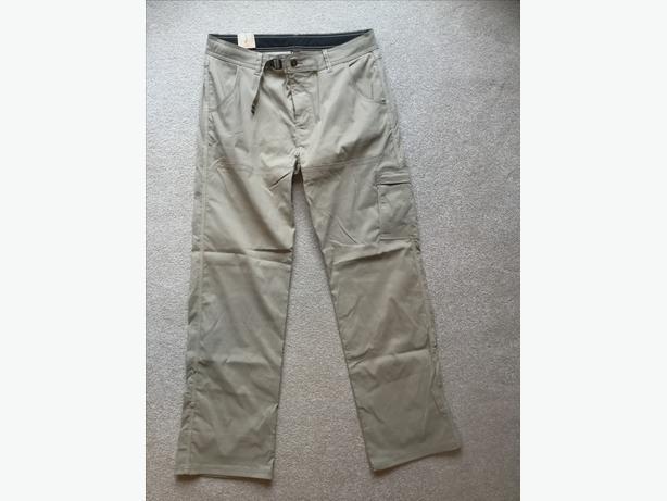 Prana Stretch Zion Pants (Men's L)