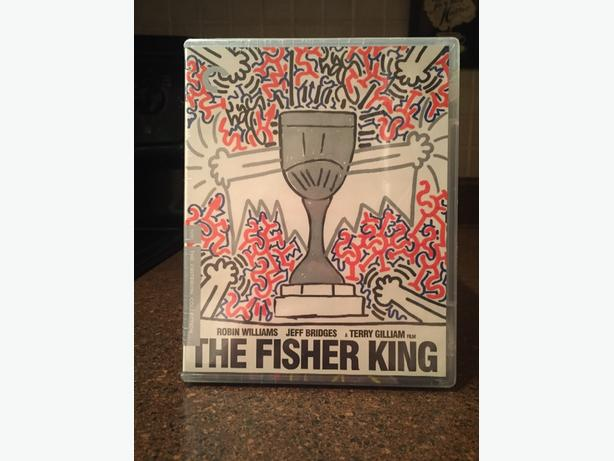 The Fisher King: Criterion collection blu-ray