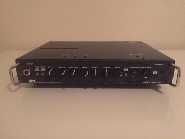 GK Fusion 500 bass amp