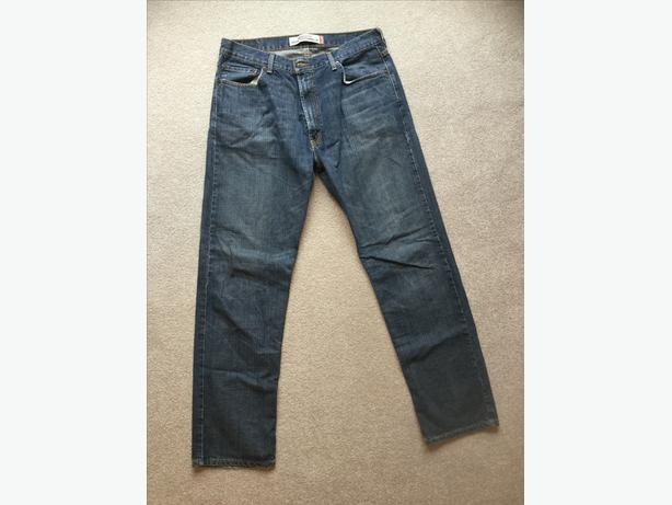 Levi's Jeans (Men's 36x34)