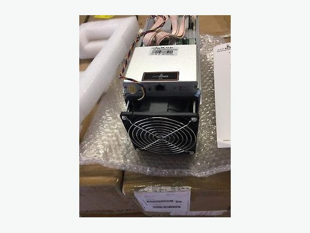 Antminer S9 14th/s With 1600W Power Supply