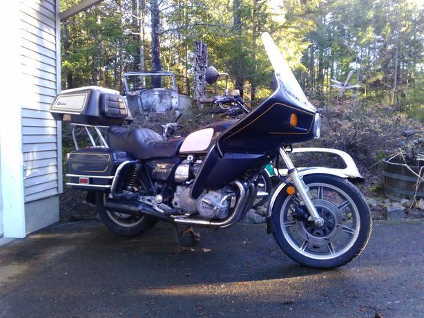 1981 Yamaha XS 1100