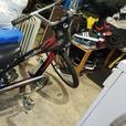 schwinn stingray chooper bike