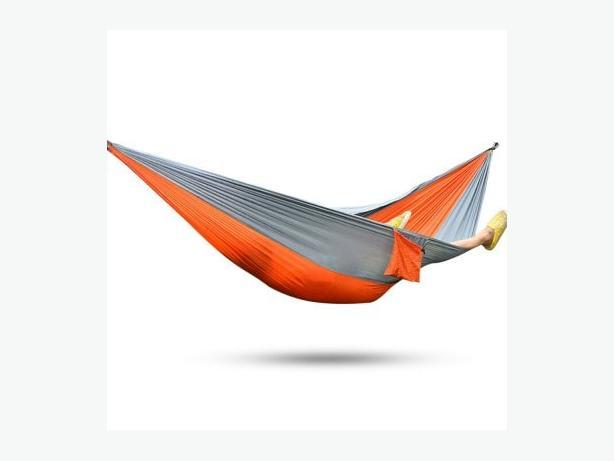 Hammock - Orange Grey