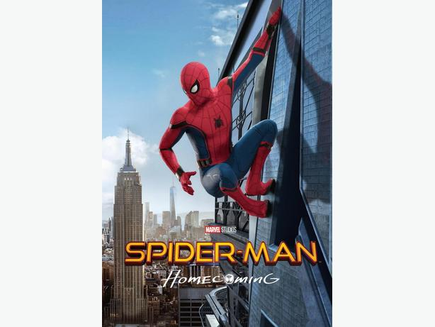 Spider-man Homecoming (DVD) - B2G1 Free!