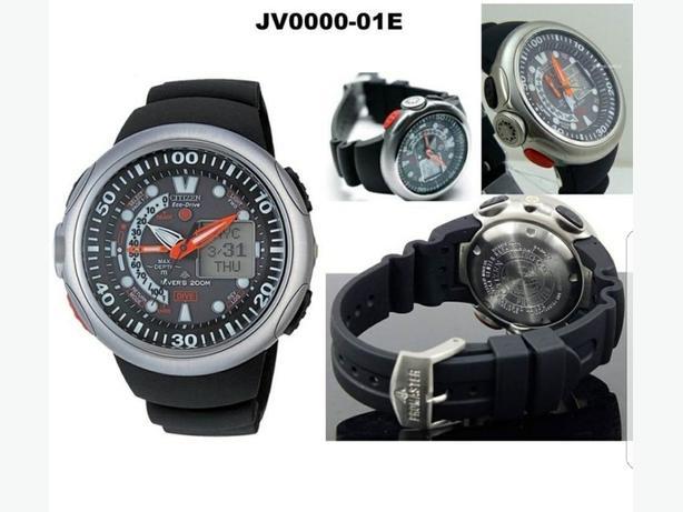 CITIZEN ProMaster Diver Eco-Drive watch