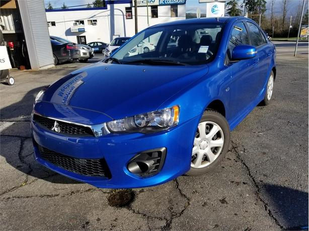 2016 Mitsubishi Lancer ES HEATED SEATS, BLUETOOTH, BACK UP CAM