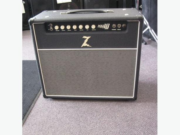 Dr. Z Maz 18 reverb 1x12 combo - firm on price